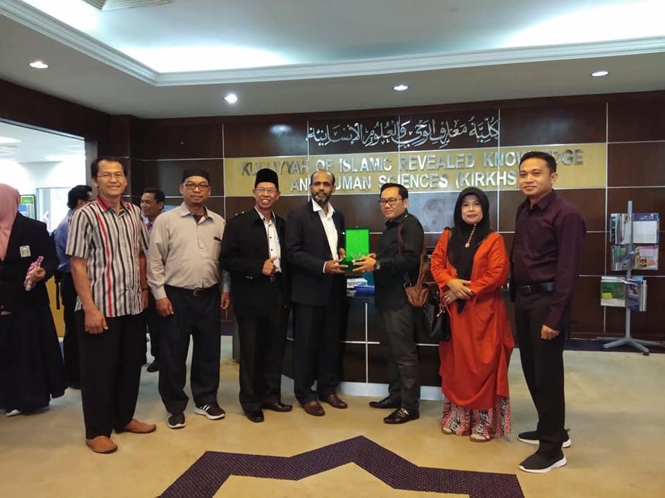 Visiting Study Pascasarjana IAIN Curup di Internasional Islamic University Malaysia